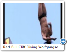 Red Bull Cliff Diving Wolfgangsee 2008